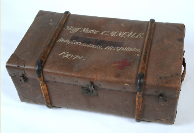 Constance Neale's trunk