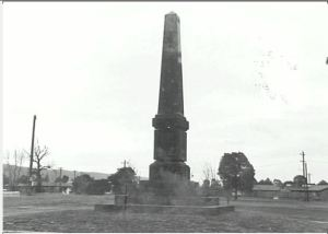 emu plains war memorial