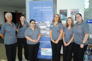 Library Staff, 2015 Conference