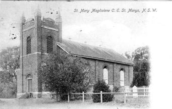 st mary magdalene church